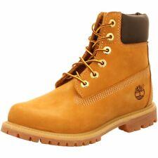 NEU Timberland Damen Stiefeletten Icon 6in Premium Boot Damen Stiefel braun
