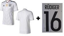 Trikot Adidas DFB 2017 Home Confed Cup - Rüdiger 16 [128-3XL] Deutschland AS Rom