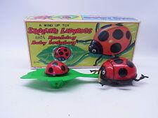 LOT 1302 | Yone Japan Strolling Ladybugs Käfer in OVP/Box