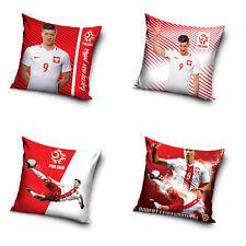 Robert Lewandowski Kissenbezug Kissenhülle Pillowcase Polen Poland 40 x 40 cm