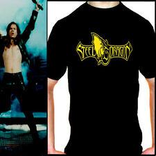 Camiseta Steel Dragon Rock star film  T shirt