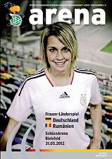31.05.2012 DFB-Arena 3/2012 Deutschland - Rumänien in Bielefeld
