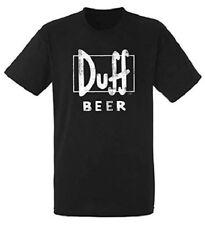 The Simpsons  -  Duff Beer  Herren Shirt