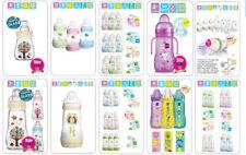 Mam All Size Bottle, Starter Set Available 11/17pcs (Glass/Plastic Bottle)