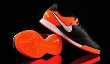 Nike Junior Tiempo Legend VI IC - Black / Hyper Orange