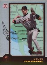 1998 Bowman Chrome International Baseball #1 - #309 Choose Your Cards