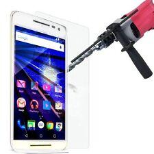 Pour Motorola G3 / G4 G5 Film Verre Trempé de Protection d'écran Transparent