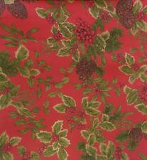 "Ralph Lauren Birchmont Christmas 4 Napkins, 70"" or 60""x84"" Tablecoth/4 Placemats"