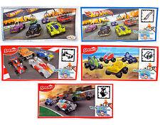 Hot Wheels und Sprinty 2013 Auswahl Überraschungsei Figuren UeEi Auto Fahrzeug
