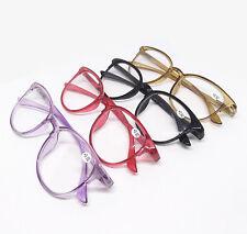 dad13def49 Moda Marco Redondo Multicolor Jelly Colores lectores de gafas de lectura  +0.5 0.75 ~ 4.0