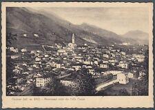 BERGAMO CLUSONE 06 COLLE CROSIO -  VAL SERIANA Cartolina