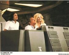 Robert Vaughn Pamela Stephenson Superman III 1983 vintage movie photo 6416