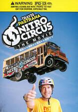 Nitro Circus: The Movie (DVD, 2012)3d blue ray plus dvd Travis Pastrana Stunts