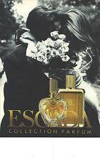PUBLICITE ADVERTISING  1994  ESCADA la collection PARFUM