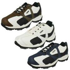 Hombre Hi Tec exterior Cordones Zapatillas Para Golf Dri-Tec Deporte 300