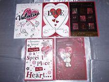 VALENTINE CARD ONE I LOVE SOMEONE SPECIALLARGER SIZE MALE FEMALE CUTE TRAD LOVE