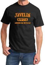 1971 AMC Javelin American Muscle Car Color Design Tshirt NEW Free Ship