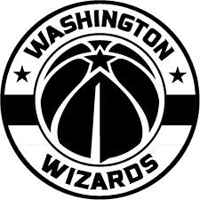 Decal Vinyl Truck Car Sticker - Basketball NBA Washington Wizards