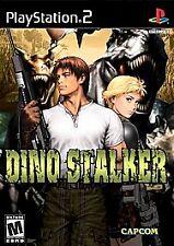 Dino Stalker (Sony PlayStation 2, 2002)
