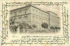 Giessen, Justizpalast, 1898