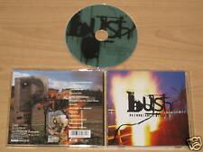 BUSH/RAZORBLADE SUITCASE (SPV 076-72862) CD ALBUM