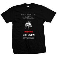 The Manitou - William Girdler - Hand Screened, Pre-shrunk 100% cotton t-shirt