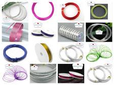 Filo Alluminio Modellabile Wire e Filo Acciaio Bobina scegli Modello