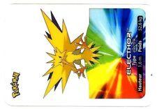 POKEMON LAMINCARDS CARTE CARD 145 ELECTHOR Zapdos