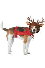 Brand New Christmas Reindeer Pet Dog Costume