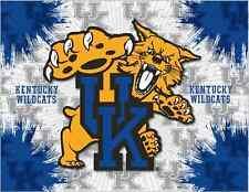 Kentucky Wildcats HBS Wildcat UK Wall Canvas Art Picture Print
