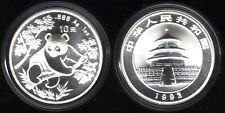 China 10 Yuan Silber Panda 1992