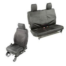 Rugged Ridge 13256.05 Ballistic Seat Cover Set Fits 07-10 Wrangler (JK)
