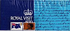 1970 Royal Visit QEII  - Post Office Pack