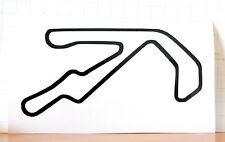 Adesivo MISANO circuito pista auto moto circuit autodromo track race adriatico