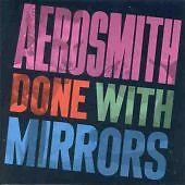 Aerosmith - Done With Mirrors CD Album
