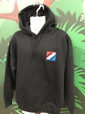 Zziplex Black Logo Hoodie - Small up to 5XL