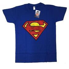 Superman Classic Logo camiseta oficial Oficially Licensed TShirt