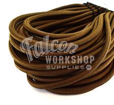 8 mm brun type industriel Bungee Corde/Sandow/bagages sangle élastique