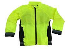 adidas Jacke Fußballjacke Windjacke Kinder Neon Gelb Trainingsjacke Gr. 116-164