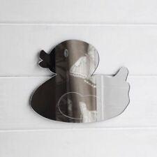 Cute Bathroom Rubber Duck Acrylic Mirror