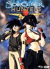 Sorcerer Hunters - Magical Desires (Vol 2) DVD, Brett Weaver, Jason Douglas, Tif