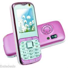 GSM C3-01 NEUF ROSE / PINK QUADRUPLE 4 QUAD SIM COMPLET PAS DUO DUAL SIM
