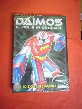 DAIMOS FIGLIO DI GOLDRAKE - dvd nuovo e sigillato