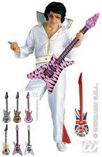 Hinchable Guitarra De Lujo Guitarra de aire guitarras década de los 70 AÑOS 2394