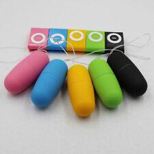 Vibrating Remote Controlled Bullet Egg Vibrator Adult Sex Toys (UK)