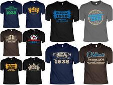 T-Shirt 80.Geburtstag - 80 Jahre coole Sprüche Motive Geburtstag 1938 - Geb 80