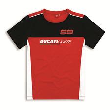 Ducati t-shirt moto gp jorge lorenzo 99 caballeros rojo talla M-XL 98769716