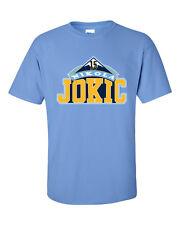 "Nikola Jokic Denver Nuggets ""Logo"" T-shirt Shirt or Long Sleeve"