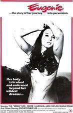Eugenie - 1970 - Movie Poster