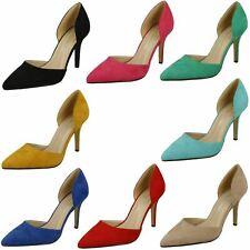 Ladies Anne Michelle Stilleto Court Shoes F9914